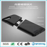 """Magnetische Navulbaar van het Geval van de Lader van de Bank van de Macht van de batterij voor iPhone 6 Plus/7 van de Appel plus 5.5 """""""