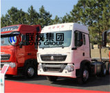トレーラーのためのSinotruk HOWO 6*4のトラックヘッドトラクターのトラック