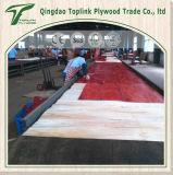 madera contrachapada hecha frente película de 1250*2500*21m m exportada a Ucrania