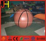 De ronde Ballon van het Helium van het Basketbal van de Ballon van de Lucht Reuze Opblaasbare