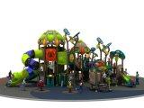 Kaka Car Theme Playground equipo de diapositivas / Escalada (YL-C095)