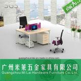 絵画が付いているオフィス用家具の足の金属の机の足
