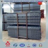 Mur en béton formant le coffrage d'acier de systèmes