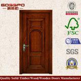 Дверь классицистического типа нутряная деревянная для сбывания (GSP2-042)