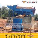 Gandong Goldverarbeitungsanlage-Trommel-Wäsche-Pflanze für Verkauf
