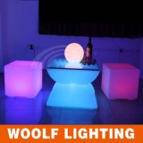 Modern Glow Coffee Bar Table