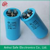 Encender el condensador 40UF 450V del compresor de aire de la forma redonda Cbb65 del condensador