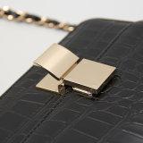 Il coccodrillo modella i sacchetti di spalla dell'unità di elaborazione per la signora (A027)