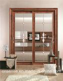 ألومنيوم [سليد دوور] زجاجيّة 2302