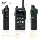 Radio de jamón de dos vías de la radio Dg-9908 de Dpmr Portabe Digital
