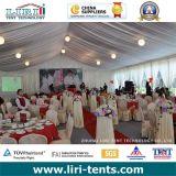 300 Seaterの結婚披露宴の厚遇のテント