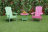 Cadeira e tabela de dobramento de madeira de Adirondack da madeira serrada 2016 poli a mais nova
