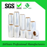 Mejor ventas de LLDPE película de estiramiento y PE película de estiramiento para el embalaje de palés