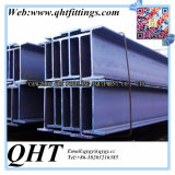 100*100*6mm H Beam S235jr Quente-rolado Steel S355jr Steel Beam