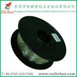 Schwarze Drucken-Verbrauchsmaterialien 3.0mm 1.75mm des Spulen-Heizfaden-3D ABS-Winkel- des Leistungshebelsheizfaden-Nachfüllungen für Drucker 3D
