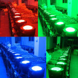 LEIDEN van de MAÏSKOLF DMX van het stadium RGB Professionele 100W PARI 64