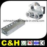Части Lathe CNC алюминия поворачивая подвергая механической обработке с анодируя поверхностной отделкой
