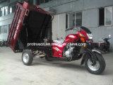 Triciclo del carico dell'Afghanistan, motociclo della rotella 150cc tre (TR-10)