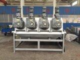 Prensa Máquinas de deshidratación de lodos Tipo de disco de tornillo