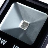 IP67 imprägniern Flutlicht 3 Jahre Garantie-, welchedie dünne im Freienaluminium Beleuchtung Garten-Licht der Druckguss-Lampen-30W LED