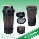 500ml plastic het Drinken van de Schudbeker van de Voeding van Sporten EiwitFles