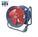 Ventilador axial de soprador de exaustão de ar portátil