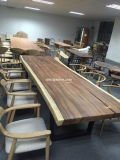 (SL-8306) Tabella pranzante pranzante domestica di legno solido della mobilia del ristorante dell'hotel