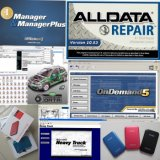 Alldata Version 2016 alle Daten V10.53 und Mitchell Auto-Reparaturangabe-Software mit 1tb HDD Festplatten-bestem Preis