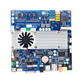 Prozessorenc$mini-itx Mainboard des Intel-Core2 Duo-45nm