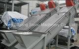 Ligne de lavage tissée de film de perte de film d'agriculture de sacs