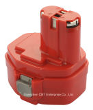 batterij 14.4V 2500mAh voor Makita 1420 1422 1433 1434 1435