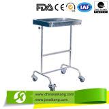 Edelstahlmayo-Laufkatze (CE/FDA/ISO)