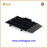 Cajón negro del efectivo del metal de la calidad para el sistema Sk-460m de la posición