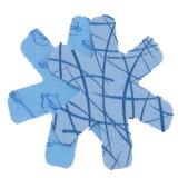 100%Polyester de naald sloeg de Niet-geweven PanMat van de Stof