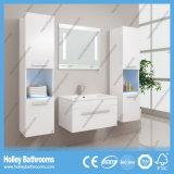 Шкаф зеркала ванной комнаты краски горячего переключателя светлого касания СИД High-Gloss (B802D)