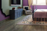 世帯8.3mm Embossed Hickory U-Grooved Laminated Floor