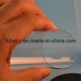 Transparante Plastic Buis met Kappen voor Verpakking