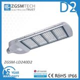 240W LED Lámpara de Calle con Inventronics Drivers