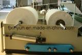 Продукция крена туалетной бумаги самого лучшего цены полноавтоматическая преобразовывая машину