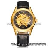 2016 het Nieuwe Mechanische Horloge van de Stijl, Horloge hl-BG-092 van het Roestvrij staal van de Manier