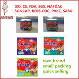 Produits jetables en gros de l'Afrique de couche-culotte de bébé de la Chine