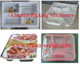 Caixa do aferidor do calor/máquina manuais da selagem bandeja da bacia