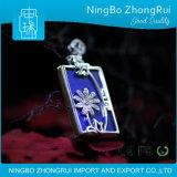 Chinese Stijl 925 de Echte Zilveren Tegenhanger Daisy Series van de Juwelen van Lapis lazuli