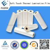 Pellicola del velluto di tocco all'ingrosso e morbido per i prodotti di carta