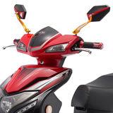 [1500و] درّاجة ناريّة كهربائيّة مع دوّاسة [فشيون مودل] لأنّ [أوسا]