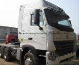 420HP HOWO A7 Tractor Head Truck 6X4