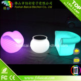 RGB Color Change LED Light를 가진 바 Nightclub Furniture