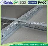 T-Barra d'acciaio galvanizzata del soffitto (38H/32H)