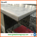 Bianco Carrara White Quartz Casegoods Tops per Furniture