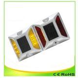 Solarstraßen-Stift des Aluminium-IP68 mit Cer RoHS Bescheinigung